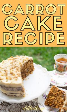 Get the recipe for this super easy carrot cake homemade recipe! Delicious and healthy, you can make the classic carrot cake or have some baking fun and turn the recipe into cupcakes or carrot cake bars! #carrotcake #cakerecipe #dessertrecipe #easyrecipes #recipes #baking Easy Baking Recipes, Homemade Cake Recipes, Best Cake Recipes, Dessert Recipes, Delicious Recipes, Desserts, Carrot Cake Bars, Easy Carrot Cake, Cake Baking Videos