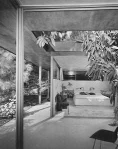 jonasgrossmann:  julius shulman… raphael soriano, krause house, whitier ca, 1956@ primo