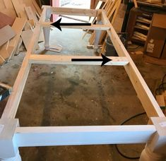 How to Build a DIY Farmhouse Dining Table. How to Build a DIY Farmhouse Dining Table. Get the free plans and tutorial for how to build a DIY Farmhouse Dining Table with gorgeous turned legs and the perfect touch of distress!