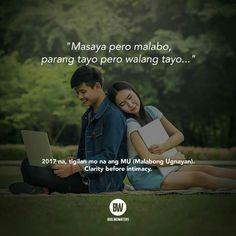 Tagalog Quotes Funny, Bisaya Quotes, Tagalog Quotes Hugot Funny, Pinoy Quotes, Patama Quotes, Hurt Quotes, Photo Quotes, Crush Quotes, Mood Quotes
