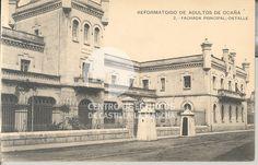 Fachada principal, detalle by Centro de Estudios de Castilla-La Mancha (UCLM), via Flickr
