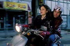 Zooey Deschanel stars as Renee Allison and Jim Carrey stars as Carl Allen in Warner Bros. Pictures' Yes Man - Movie still no 44 Best Movie Actors, Man Movies, Movie Songs, Good Movies, Movie Tv, Movie Scene, Jim Carey, Jim Carrey Movies, Films