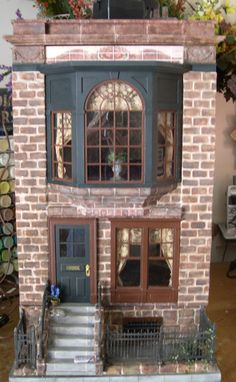 The Brownstone by Lenor Johnson.(designed by Bluette Meloney)