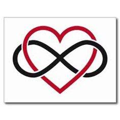 symbole amour tatouage 1461972810595 – My CMS Tattoos Para Casais, Love Tattoos, Body Art Tattoos, Tribal Tattoos, Tattoos For Women, Symbol Tattoos, Tatoos, Knot Tattoo, Ring Tattoos