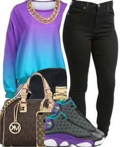 Cool Cute School Outfits Swag on Pinterest | Pretty Girl Swag, Swag Outfits and Dope Outfits...