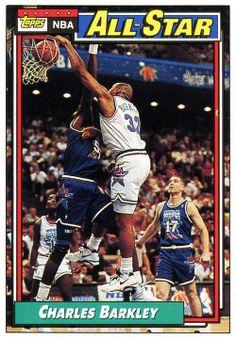Charles Barkley - Nike Air Force 180 — 1992 All-Star Game Nike Air Force 41bd2e182
