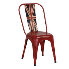xavier pauchard french industrial dining room furniture. Union Jack Metal Industrial Chair · Dining ChairsIndustrial French Xavier Pauchard Room Furniture L