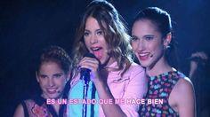 Violetta: Euforia, versión karaoke