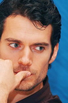 Henry Cavill -- possible Damian.