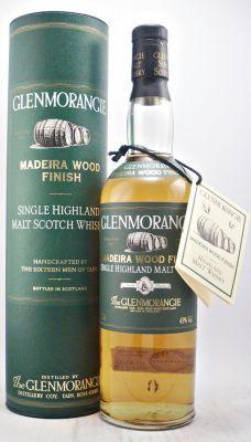 Glenmorangie Scotch Whisky Madeira Wood Finish 43%   Colour: Bright amber, with a slight orange tinge.