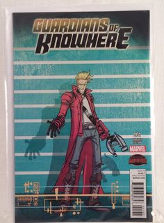 GUARDIANS of KNOWHERE #1 Marvel Variant Edition 9.0 VF NM Comic Book Magazine BB  | eBay