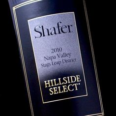 pictures of shafer hillside select Wine Bottle Cake, Stags Leap, Rare Wine, Wine Merchant, French Wine, California Wine, Wines, The Selection, Decorations