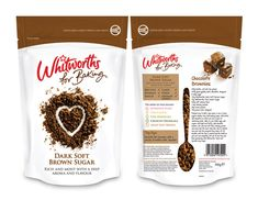 Whitworth's for Baking range of sugars