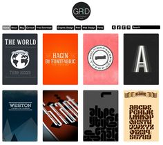 1000 resources. Typography, vectors, PS actions, WP templates