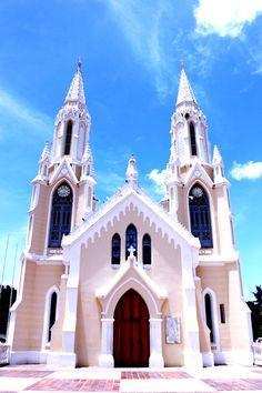 Capilla De La Virgen Del Valle, Isla de Margarita