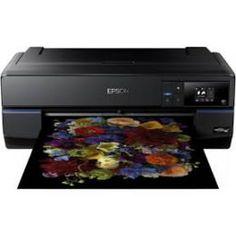 """Epson SureColor SC-P800 – 17"""" impresora de gran formato – color – chorro de tinta – Rollo (43,2 cm) – 2880 × 1440 ppp – hasta 3 ppm (monocromo) / hasta 3 ppm (color) – capacidad: 120 hojas – USB 2.0, LAN, Wi-Fi(n) Descripción del productoEpson SureColor SC-P800 – impresora de gran formato – color – chorro de tinta Tipo de impresora17"""" impresora de gran formato – chorro de tinta – color Peso19."""