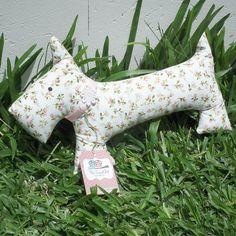 Almofada Sweet Dog - Flor