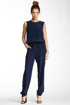 Image of Zoa Cutout Jumpsuit