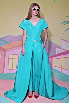 Christian Siriano Pre-Spring/Summer 2016 collection. Click through to see the full gallery on Vogue.co.uk.