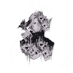 Yomo Renji   Tokyo Ghoul