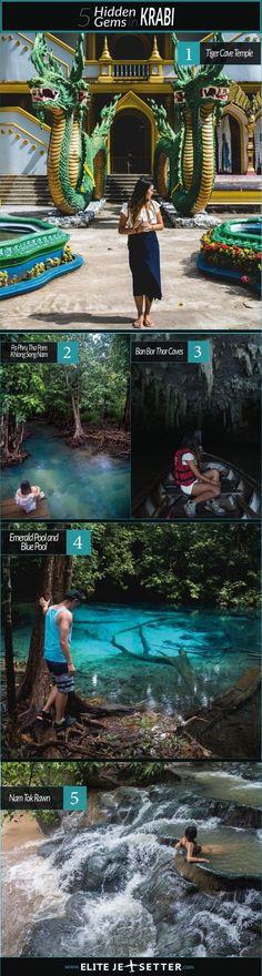 Krabi hidden gems. #krabi #thailand #travel