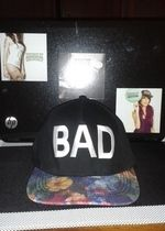Full cap BAD Cropp (flower)