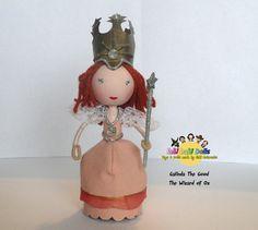 Galinda que le bon - le magicien d'Oz - FaBi Dabi poupées - poupée Peg on Etsy, 18,78 $ CAD