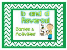 teachertakeaways: b and d Reversal