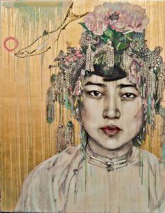 ISSUU - Hung Liu : Tilling the Soil 1993-2014 by Sherry Leedy Contemporary Art