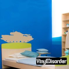 Vinyl Disorder decals are a great way to add a stylistic touch to almost any surface! Car Decals, Vinyl Wall Decals, Military Tank, Modern, Home Decor, Trendy Tree, Decoration Home, Room Decor, Car Decal
