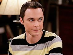 My nerd crush...Dr Sheldon Cooper!