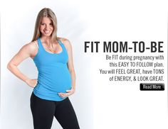 PrePregnancy - Pregnancy Workouts - Mommy Workouts | Michelle Marie Fit  (check out her Pinterest page too)