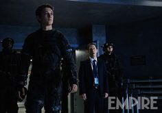New Images from Josh Trank's Fantastic Four Show Off Talented Cast