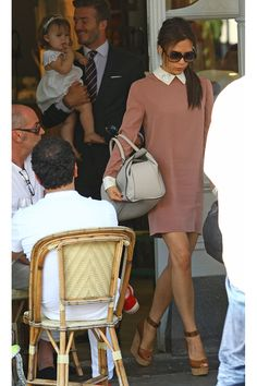Great style. Victoria Beckham's 40 Best Fashion Looks - Pictures of Victoria Beckham Style - Elle
