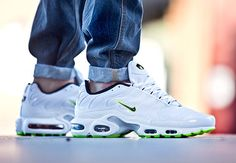 It looks like we'll be singing the same old tune with this latest excellent color-up for the Nike Air Max Plus. As the story usually goes—an unfortunate one for fans of the classic Tuned Air runner in the USA—these are … Continue reading →