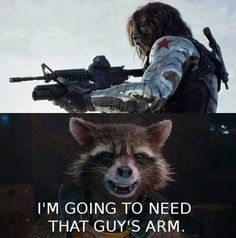Guardians of the Galaxy and the Winter Soldier meme