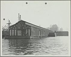 One of hundreds of thousands of free digital items from The New York Public Library. New York Harbor, New York Public Library, New Jersey, Old And New, Brooklyn, Ships, Nyc, Easter, River