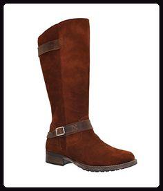 97c7b1ea14c JJ Footwear Galena Braun Wadengröße 2XW 3XW-Schuhgröße 40 - Stiefel für  frauen ( Partner-Link)