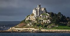 Image result for st michael's castle cornwall