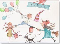 Kinderboekenweek 2014 - Feest!