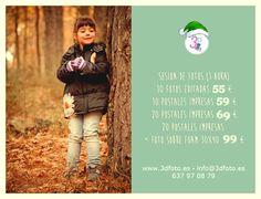Aún estáis a tiempo de felicitar la navidad con unas bonitas postales.  www.3dfoto.es