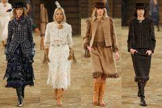 I AM FASHION !!!: Chanel Pre-Fall 2014 : Paris - Dallas Métiers d'Art