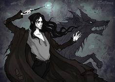 """Sirius Black"" by IrenHorrors on #DeviantArt  #HarryPotter by deviantart"