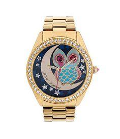 Pretty Owl Watch! Available at Dillards.com #Dillards
