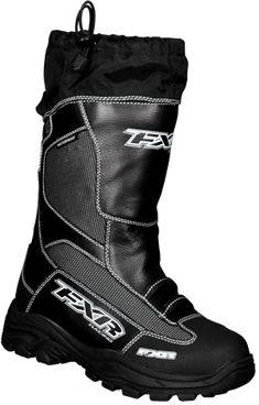 b27b4d9fcb1 FXR EXCURSION Boots - Snowmobile Gear  snowmobiles Bumper Hitch
