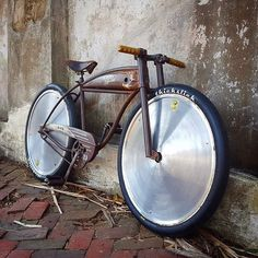 """""""Bonneville Bike"""""""