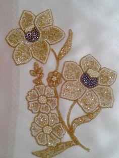 Bordados florales