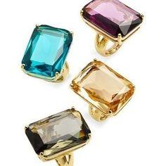 Emerald Cut Ring - Love it!