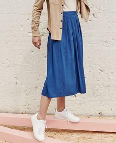 934b7e751d0ec4 zwart wit kleedje Nümph   Paleis. Meer bekijken. blauwe culotte rok Nümph    Paleis