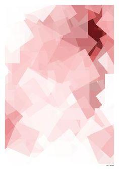 Krystal pink (50x70)